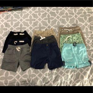 Baby Boys Shorts - 18 mo, 12-18 mo, 18-24 mo